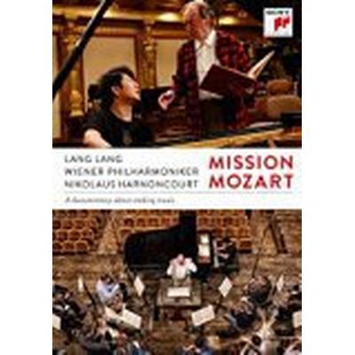 Lang Lang: Mission Mozart [DVD] [1916]